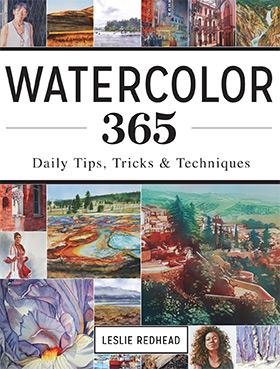 Watercolor 365 Book Cover
