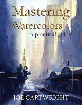 Mastering Watercolors Guide Book