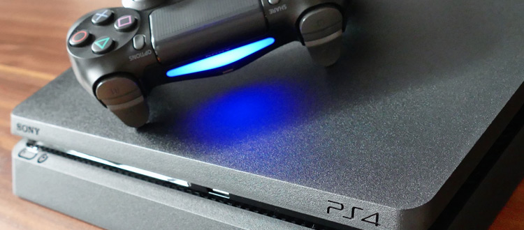 Videogame Console PS4