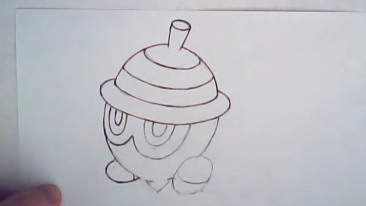 Easy pokmon to draw a huge list for artists with step by step whats easier than drawing a basic acorn shaped nut altavistaventures Choice Image