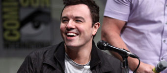 Seth MacFarlane photo