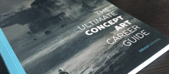 Book Review: The Ultimate Concept Art Career Guide