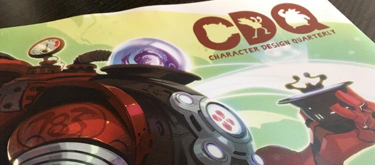 CDQ Magazine Vol1 Cover