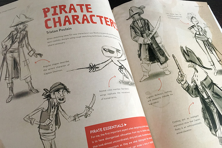 Character Design Quarterly 2 Pdf : Review: character design quarterly magazine by 3dtotal publishing