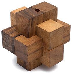Wooden Desk Puzzle Toy
