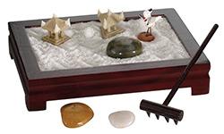 Mini Zen Garden For Desk