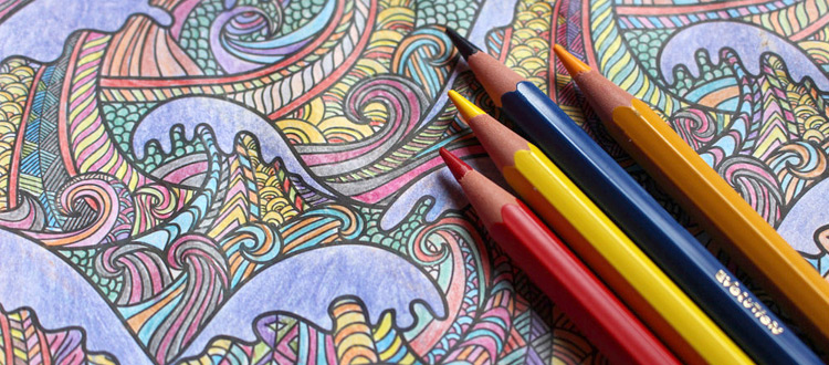 Best adult coloring books for 2018 the ultimate list Best coloring books for adults 2018