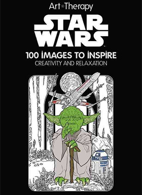 Art Star Wars Coloring Book
