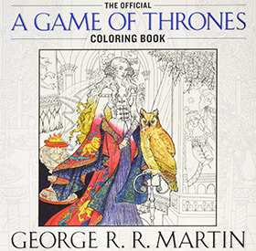 GoT Coloring Book