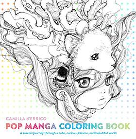 PopManga Coloring