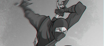 Ninja Character Designs & Concept Artwork