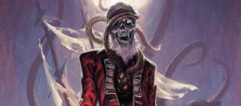 Zombie creature art