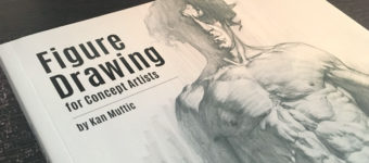 Book Review: Figure Drawing For Concept Artists by Kan Muftic
