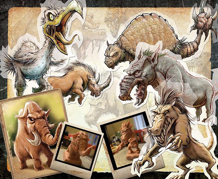 mammal creatures