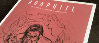 Review of Graphite Magazine by 3DTotal Publishing