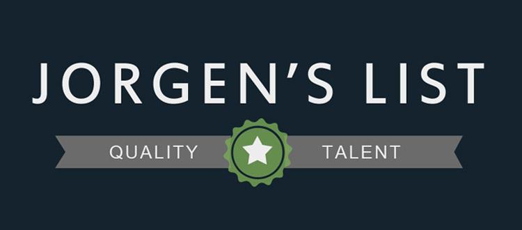 Jorgens List logo