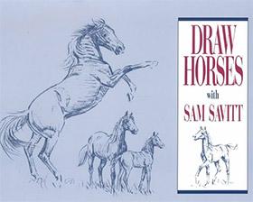 draw horses sam savitt