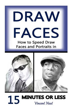 draw faces book
