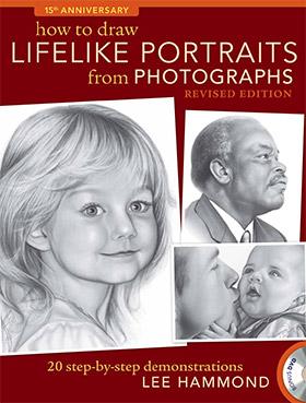 howto draw lifelike photographs portraits