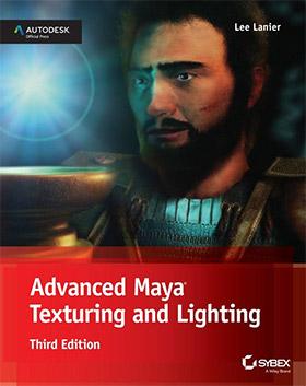 advanced maya texturing lightning