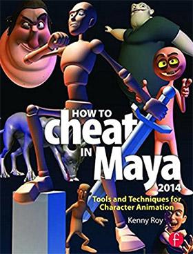 howto cheat maya book