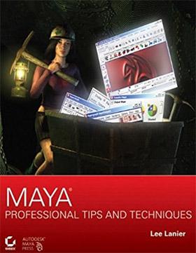 maya professional tips techniques book
