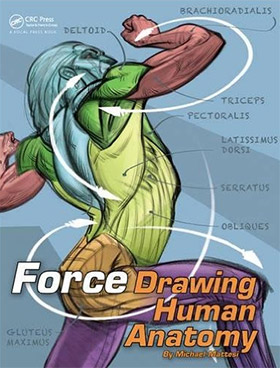 force drawing book