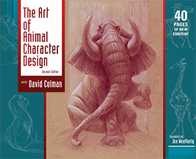art of animal character design