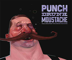 punch drunk moustache book