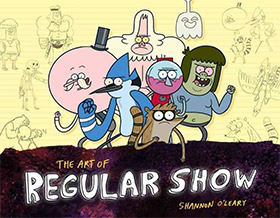 art of regular show