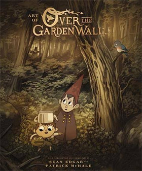 over the garden wall artbook
