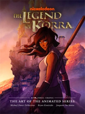 legend of korra artbook