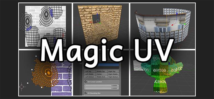 Magic UV plugin
