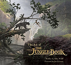 art of jungle book