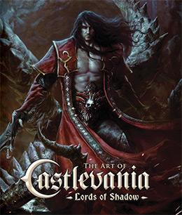 castlevania artbook