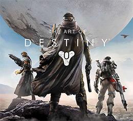 art of destiny game book