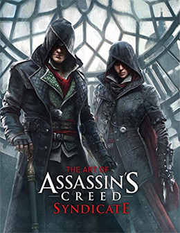 assassins creed syndicate artbook