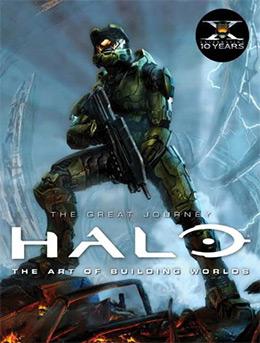 halo concept artbook