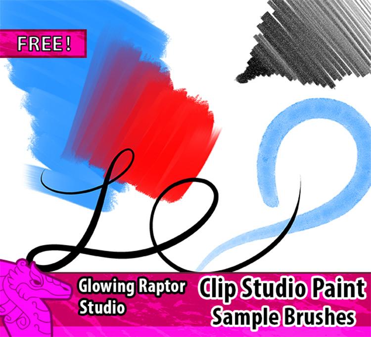 Free ClipStudio Samples