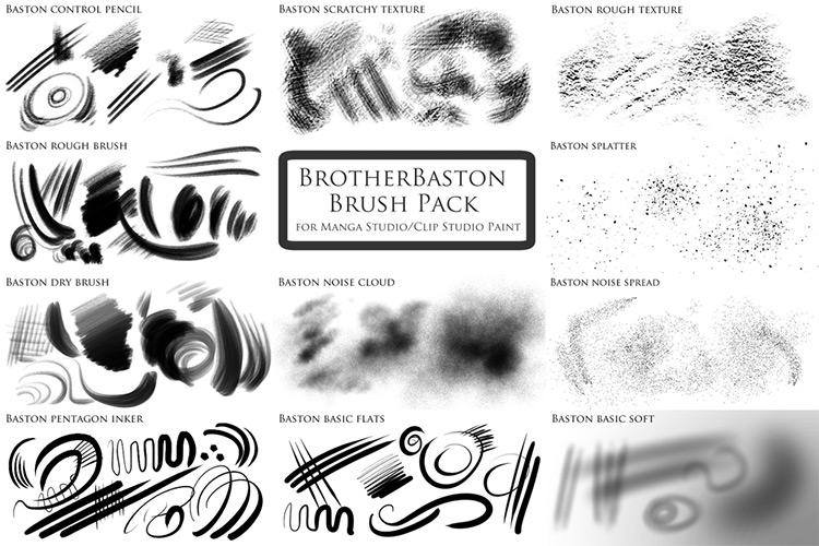 BrotherBaston Brushes