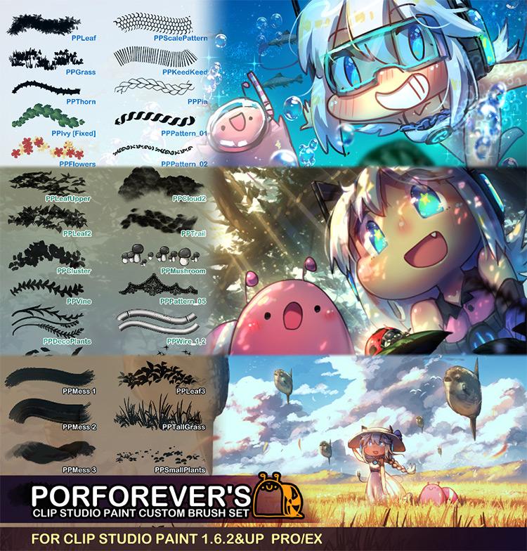 Porforever CSP