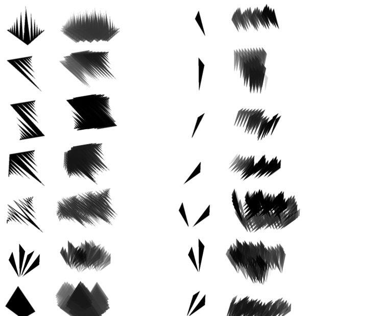 20ct brushes