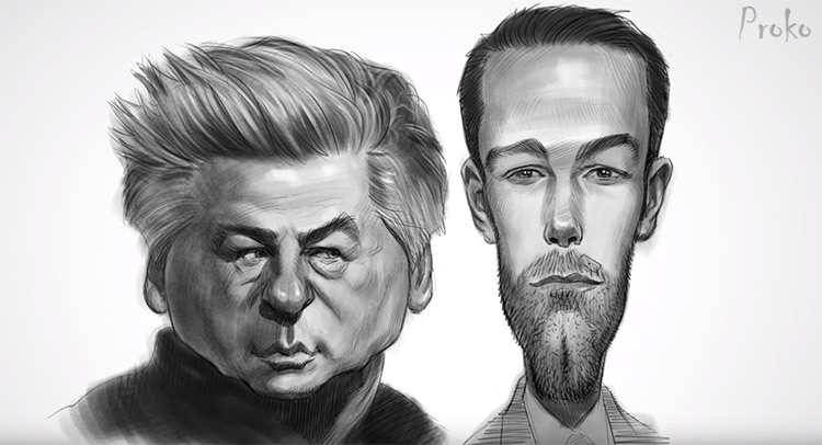 Art of Caricature course preview