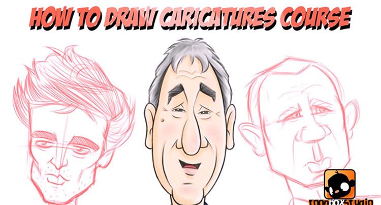 ToonBoxStudios Caricatures