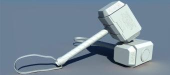 3D Hammer models