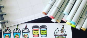 Art Markers - Copic Pack