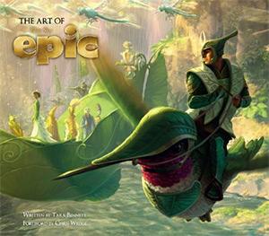 art of epic artbook
