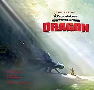 art of train your dragon