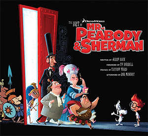 art of mr peabody sherman