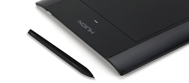 huion k58 tablet